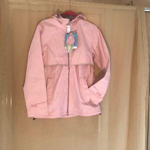 Cheeks River waterproof rain jacket